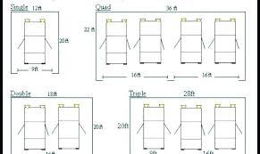 minimum 2 car garage size dimensions of a 2 car garage average 2 car garage size
