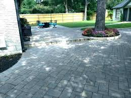 square paver patio patio costs per square foot cost per square foot patio cost