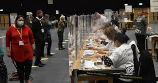 warwickshire local elections