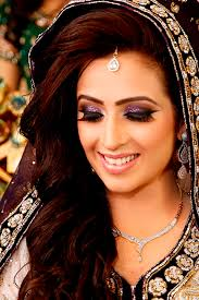 asian wedding inspiration from asian bride makeup 19