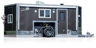 yetti fish house travel trailers