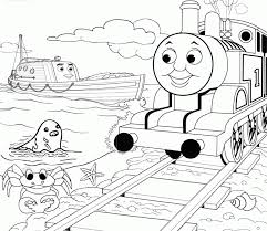 Thomas And Friends Printables Coloring Home
