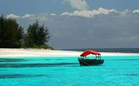 Oceano Indiano a Zanzibar