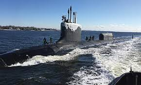Us Submarine Classes Chart Navy Orders Nine More Nuclear Submarines In Largest