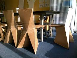 cardboard chair design with legs. From-kube-collection-from-cardboard-chair-design-with- Cardboard Chair Design With Legs N