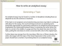 starting off an analytical essay how to write an analytical essay starting off a descriptive essay