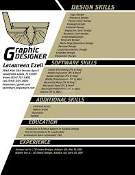 Graphics Designer Resume Sample Infographics Design Resume Hire Me Google Search DESIGN 19