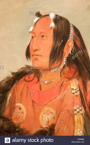 smithsonian national portrait gallery george catlin portrait of indians washington dc