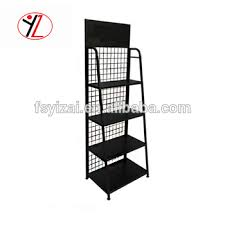 Metal Plate Display Stands