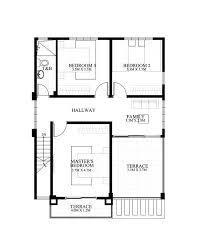 4 bedroom floor plans 2 story is a 4 bedroom 2 story house floor plan that