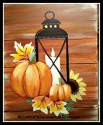 fall pallet painting ideas. jersey shore paint and sip studio\ fall pallet painting ideas