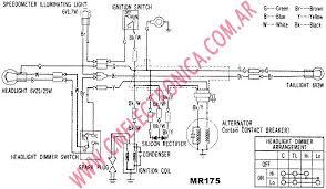honda mr175 wiring diagram wiring diagrams best honda mr175 wiring diagram