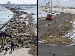 Japan earthquake and tsunami, severe natural disaster that occurred in northeastern japan on march 11, 2011, and killed at least 20,000 people. Japan Tsunami Recovery Then And Now Cbs News