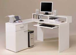 Computer Desk Designs Stylish Furniture Interior And Decorating  Regarding Modern  Computer Desk (View 3