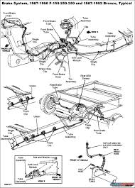 1994 ford ranger rear brake line diagram diagram ford f series 3 7 2017 auto images and specification