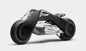 bmw motorrad vision next 100 concept motorcycle cool material
