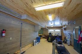 garage interior. Barnwood Paneling Garage Interior T