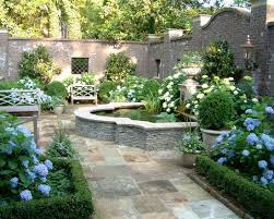 Small Picture Spanish Courtyard Garden Courtyard Gardens Ideas Home Design