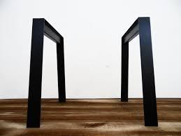 Best Modern Metal Dining Table Legs Balasagun Made To Order