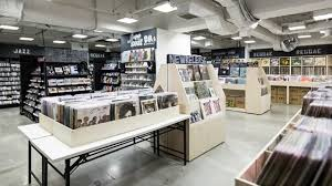 Hmv Reopens In Shibuya As A Vinyl And Secondhand Records