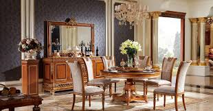Traditional Dining Room Furniture - Traditional dining room set