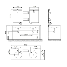 Standard Kitchen Table Sizes 100 Average Size Kitchen Best Standard Height Bathroom Vanity