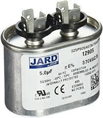 fasco d934 5 6 inch condenser fan motor 1 3 hp 208 230 volts 825 mars motors armatures 12905 370v oval 5 micro farads motor run capacitor