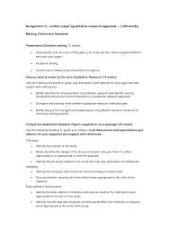 Sample Rsing Research Paper Samples Qualitative Education Pinterest