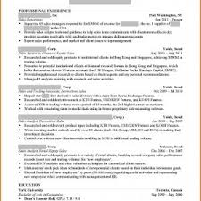 Harvard Business School Resume Template New Harvard Business School ...