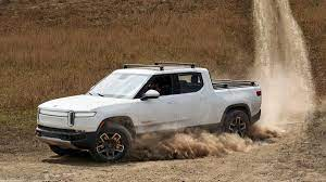 The Rivian EVs Could Get A Neat 'K-Turn ...
