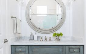 sinks small menards large designs home depot van shower bathroom for round ideas mirrors frames