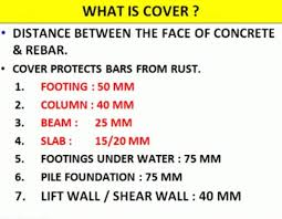 Design Of Beam As Per Is 456 What Is The Difference Between Clear Cover Nominal Cover