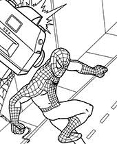 Our spiderman coloring pages are a simple and easy way to encourage and enhance creative expression. 40 Spider Man Coloring Pages Topcoloringpages Net