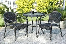 wicker bistro table lovable bistro patio table harbor resin wicker bistro set outdoor bistro table sets