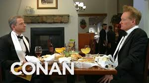 last call watch conan o brien treat his producer to dinner at olive garden