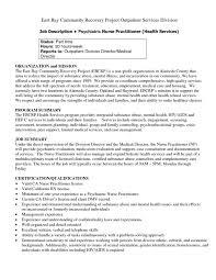 Nurse Resume Medical Surgical Registered Examples Gra Peppapp