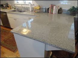 granite tile countertop