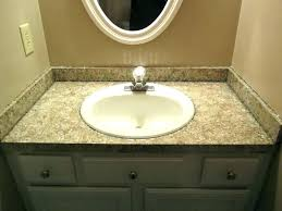 spray paint bathroom painting laminate stone to look like can you s countertop countertops