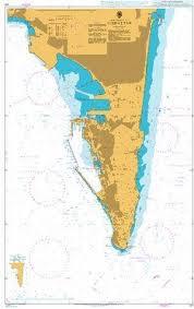 Amazon Com Ba Chart 144 Mediterranean Sea Gibraltar
