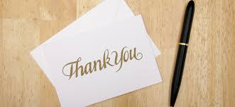 Job Seeker Thank You Letter Do S And Don Ts Spark Hire