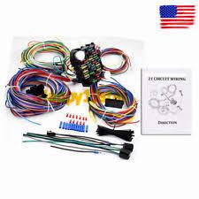 universal wiring harness ebay universal wiring harness motorcycle at Universal Ford Wiring Harness