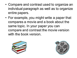 compare and contrast essay ppt video online  10 compare