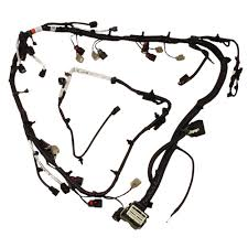 Ford engine harness kit manual transmission 4v 5 0l coyote 2015 2017