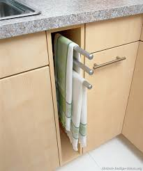 towel rack. Kitchen Cabi Towel Rack Bar In Style Master Throughout Idea 13