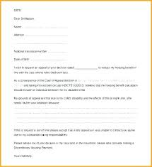 Appeal Letter Format Examples Protest Letter Template Periscope Official Protest Letter