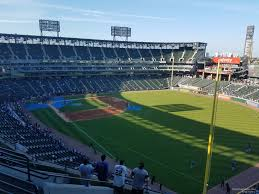 Guarenteed Rate Field Seating Chart Guaranteed Rate Field Section 509 Rateyourseats Com