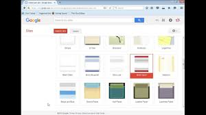 how to create a website on google 2016 how to create a website on google 2016