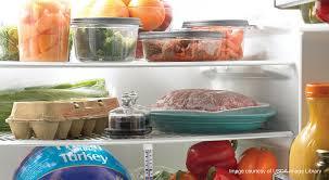 Servsafe Refrigerator Storage Chart Refrigerator And Freezer Storage Unl Food