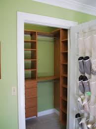 Master Bedroom Closet Makeover Before and After. Small Closet DesignBedroom  ...