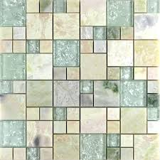 glass and stone mosaic tiles crystal glass tile sheets stone mix glass mosaic wall tiles glass glass and stone mosaic tiles